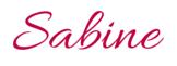 Sabine red